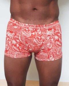 Hot-yoga-shorts-padmasana-style-print