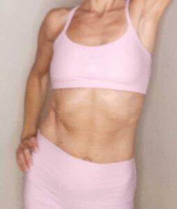 Amanda-yoga-top-Dusty-pink-by-Sweat-n-Stretch