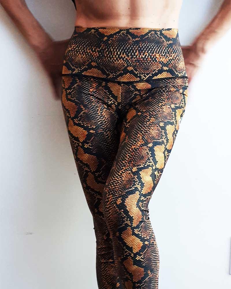 Sweat-n-Stretch-Snakeskin-yoga-pants