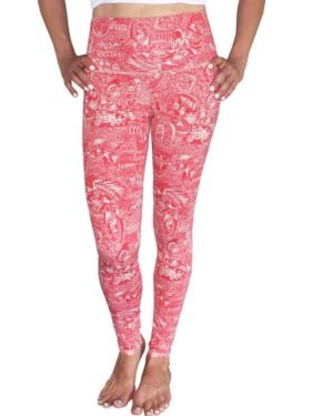 Sweat-n-Stretch-salmon-toile-yoga-pants