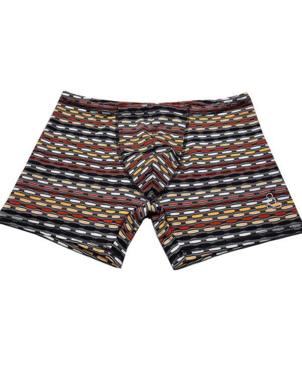 Padmasana-yoga-shorts-brick-on-the-wall